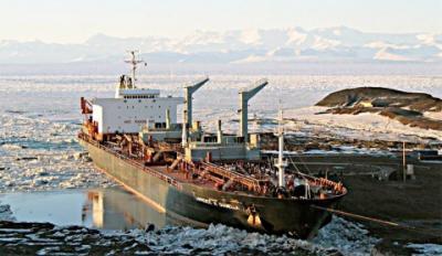 Petróleo en el Ártico